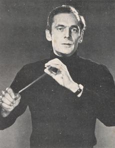 Jean-Marie AUBERSON, un portrait devant dater des années 1960