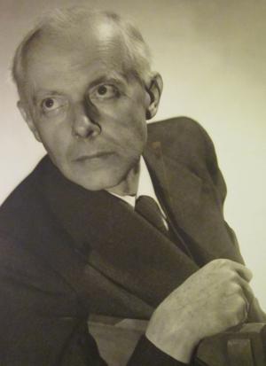 Bela Bartok, portrait fait par Geoffrey Landesman, Cleveland Orchestra Archives