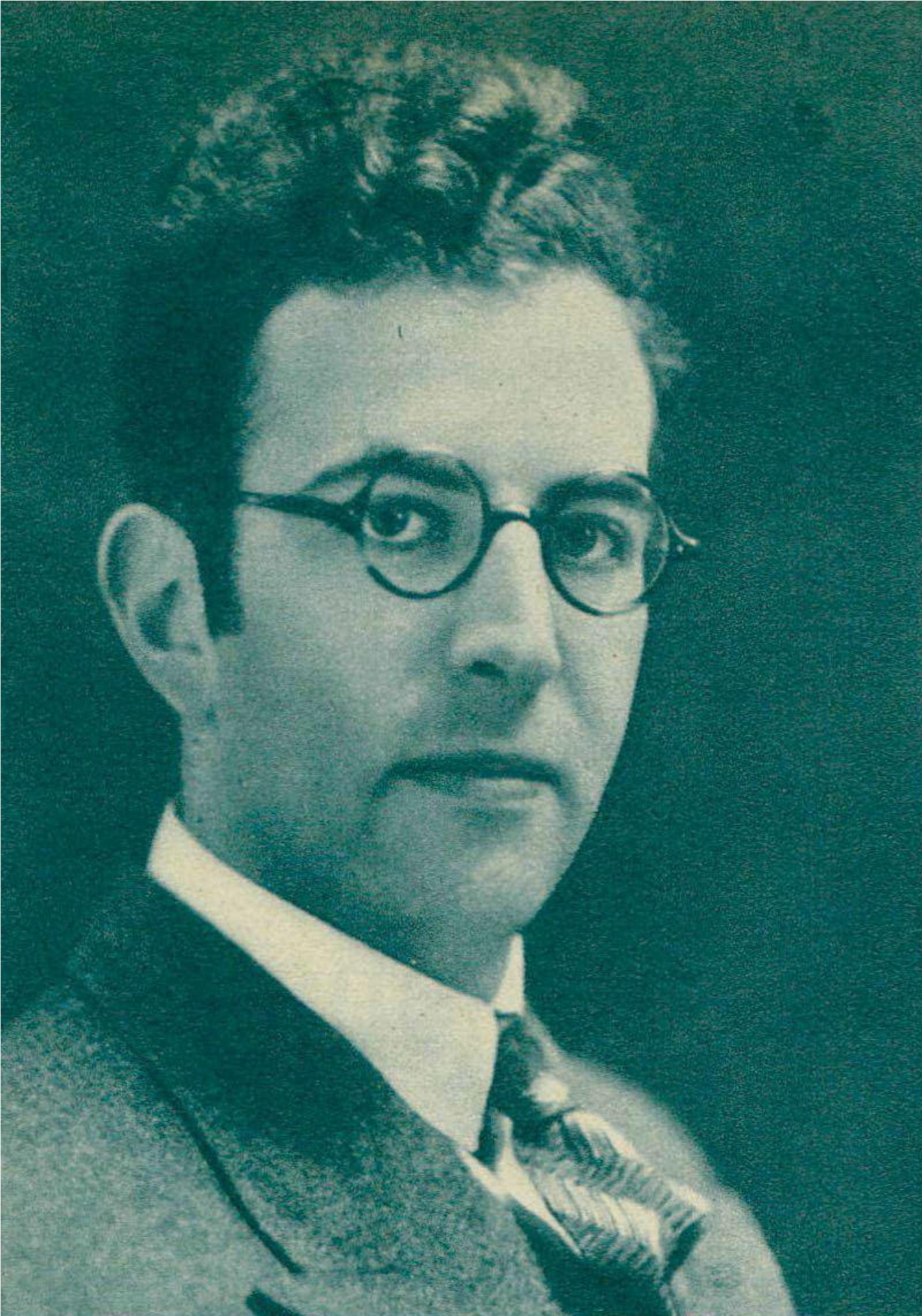 Samuel BAUD-BOVY, fin des années 1930, Jean Boissonas, photographe, Genève, cliquer pour une vue agrandie
