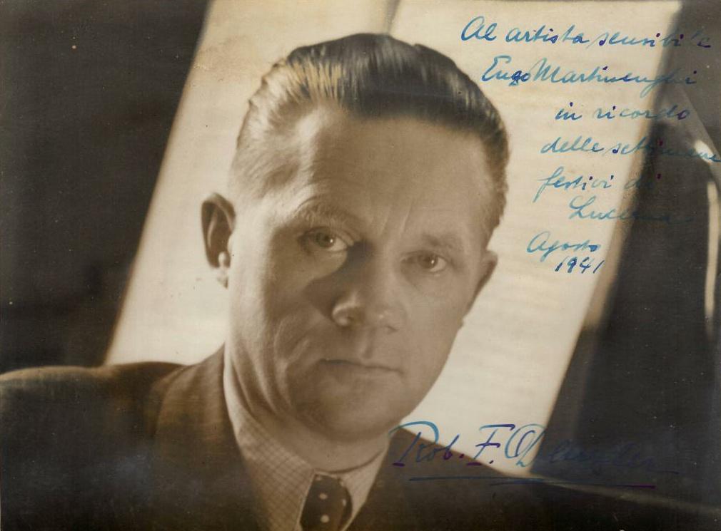 Robert DENZLER vers 1941