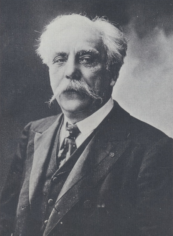 Gabriel FAURÉ en 1920, photographe inconnu
