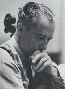 Pierre FOURNIER, un portrait fait par Erich AUERBACH pour EMI