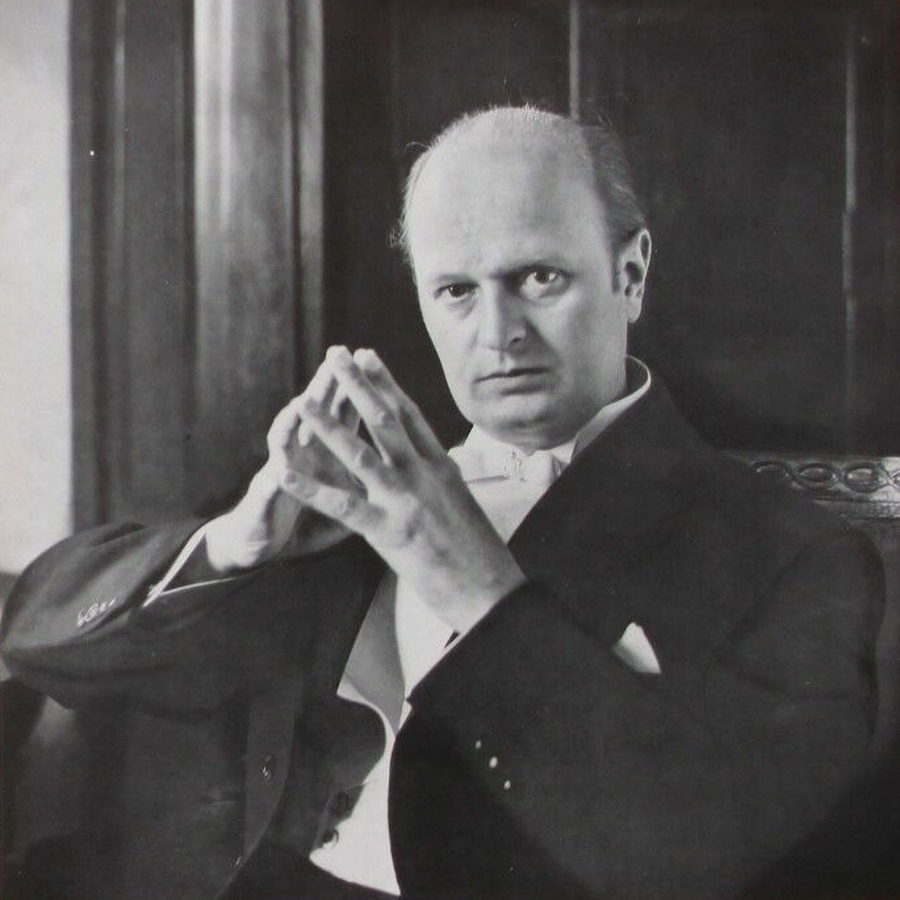 Ferenc FRICSAY, photo de presse Deutsche Grammophon