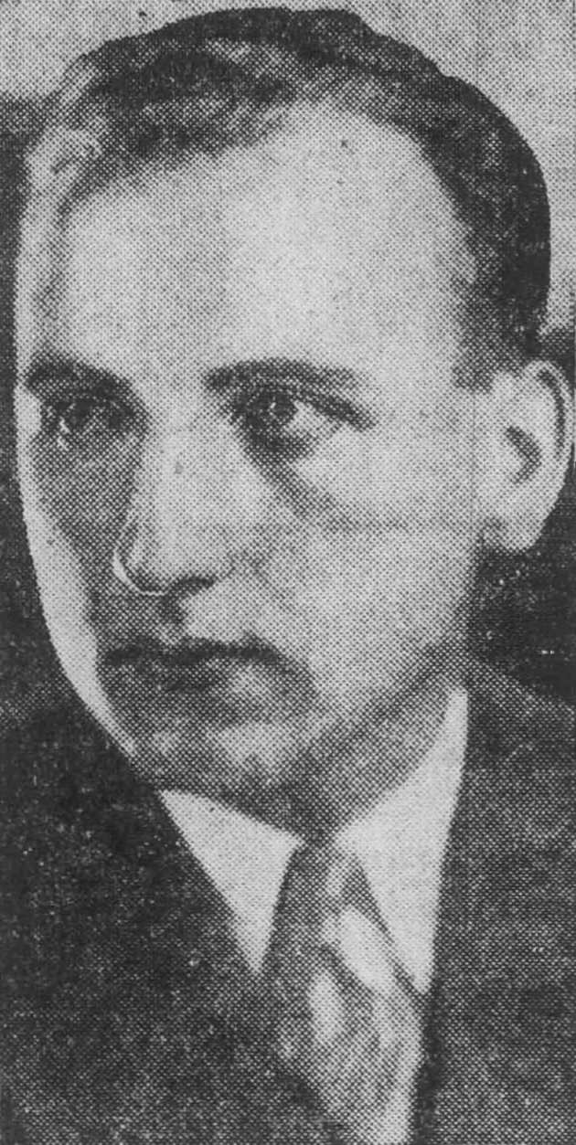 Le jeune Max GOBERMAN vers 1934, date exacte et photographe inconnus