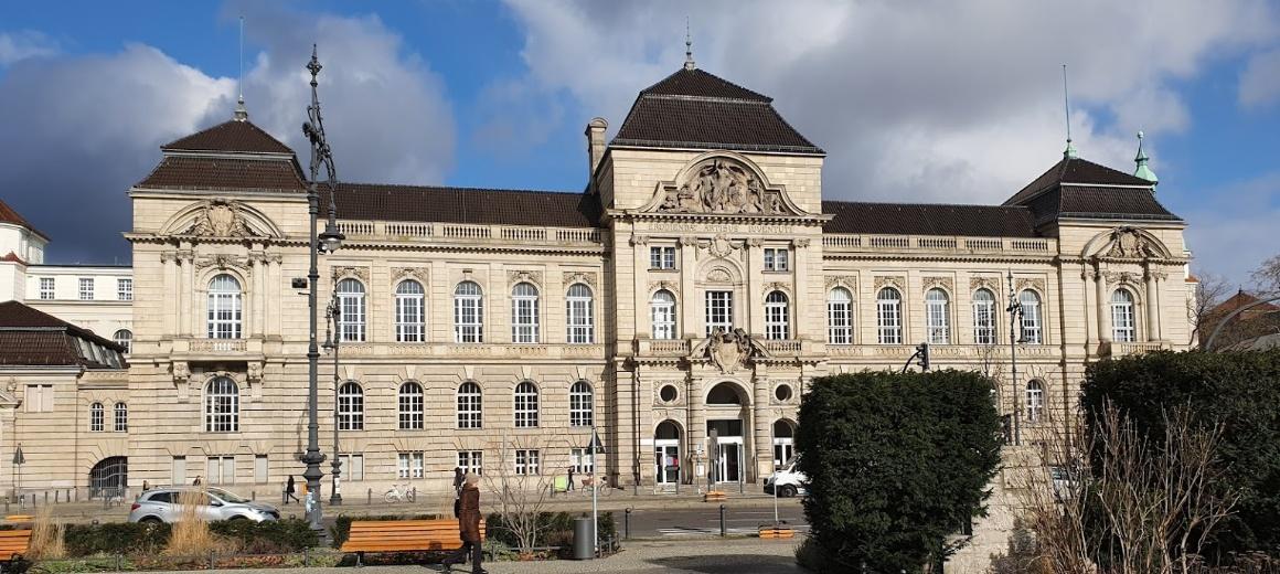 Staatliche Hochschule für Musik und Darstellende Kunst, Hardenbergstraße 33, Berlin