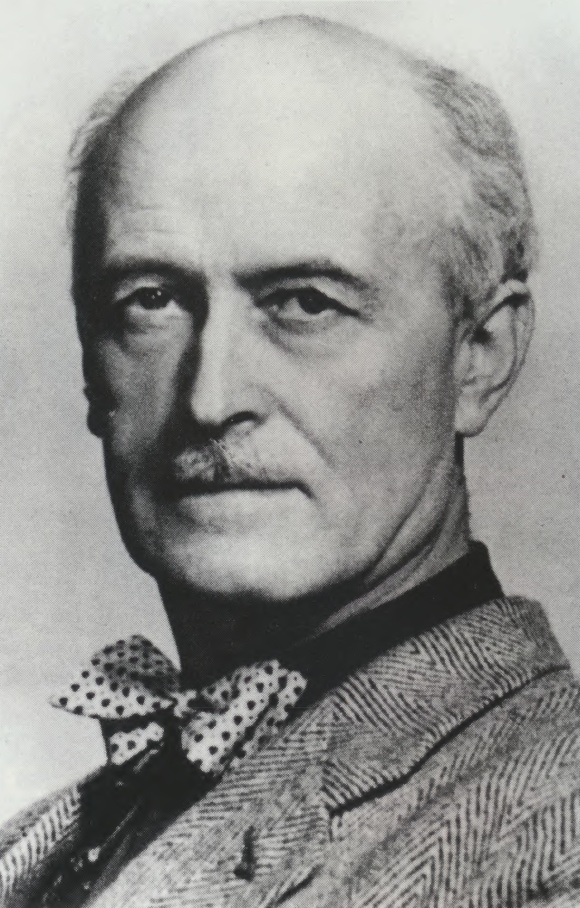 Jacques Ibert, photographe et date inconnus