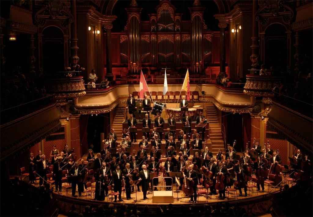 Marek Janowski et l'Orchestre de la Suisse Romande au Victoria Hall de Genève