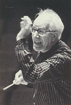 Eugen JOCHUM, Photo de Reg Wilson pour EMI, date et lieu inconnus