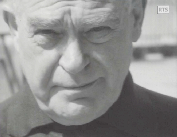 Paul Kletzki, cité du court-métrage «Personnalité suisse» d'Yvan Butler / RTSR, cliquer pour plus d'infos
