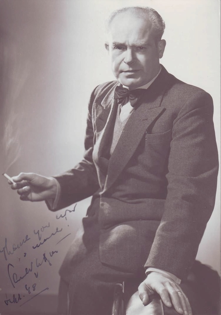 Paul KLETZKI vers 1948