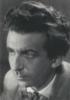 Peter MAAG, photo de presse de Decca, date, lieu et photographe inconnus