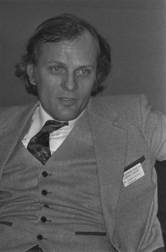 Zdenek MACAL, portrait réalisé pour la NDR en 1978