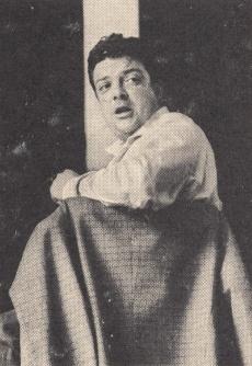 Bruno MADERNA, lieu, date et photographe inconnus