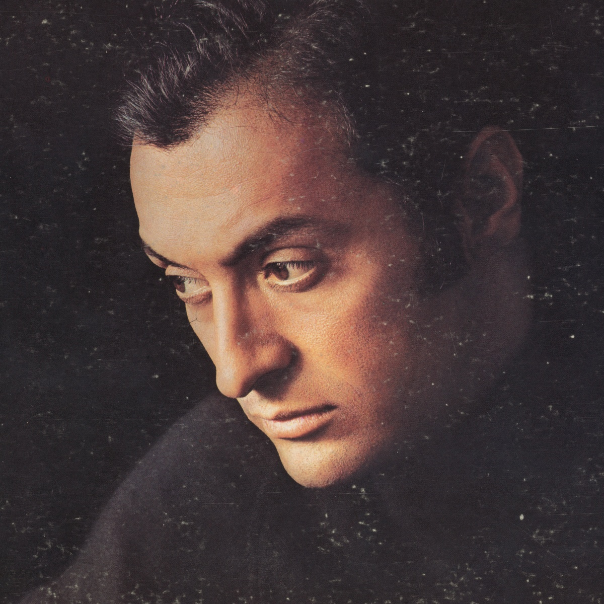 Zubin MEHTA, un portrait fait par Christian STEINER publié e.a. sur la pochette du disque London CS 6848