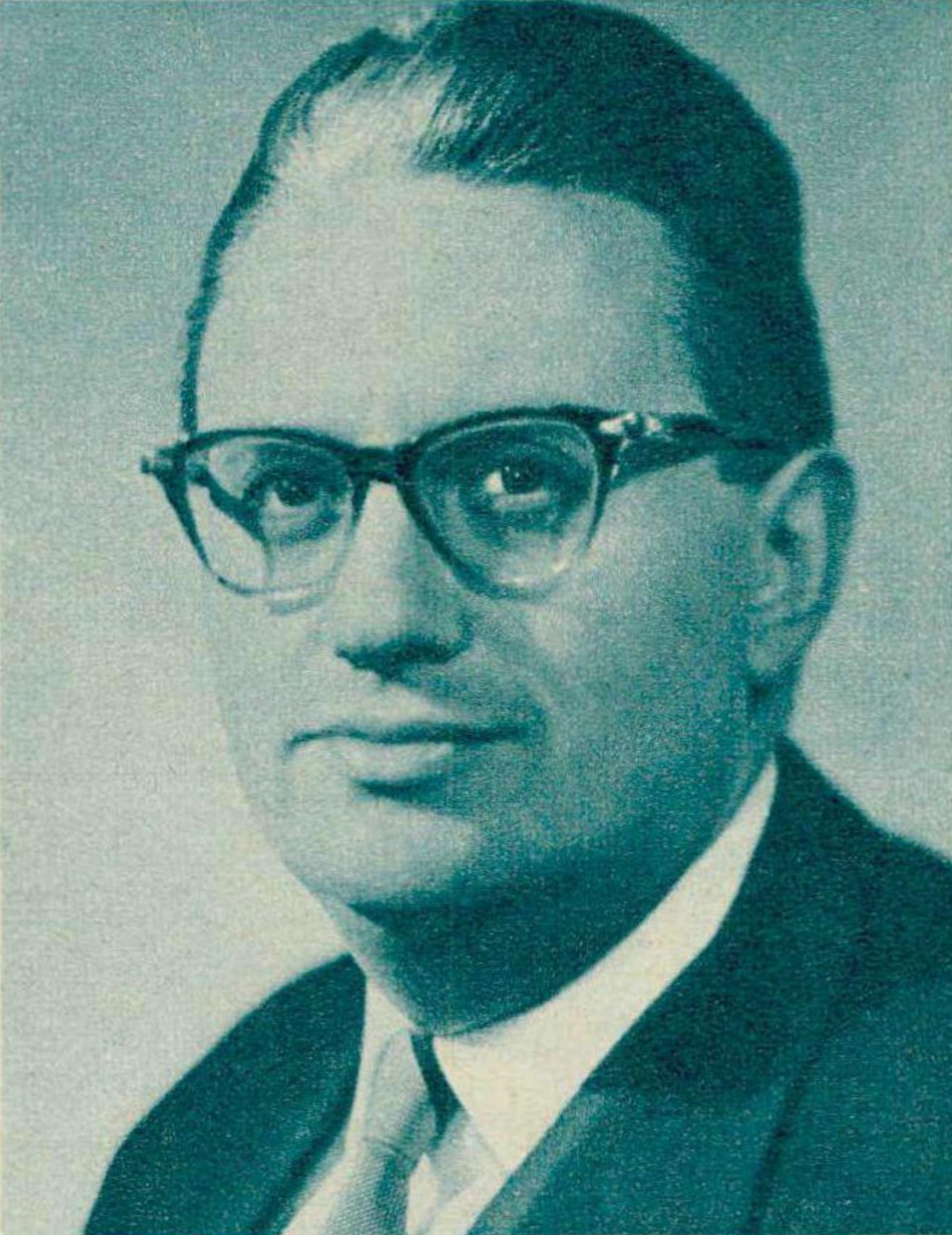 Derrik Olsen, un portrait fait par Photo Boissonnas, Genève, publiée entre autres dans la revue Radio TV Je vois tout du 23 février 1961, No 8, page 11, cliquer sur la photo pour une vue agrandie