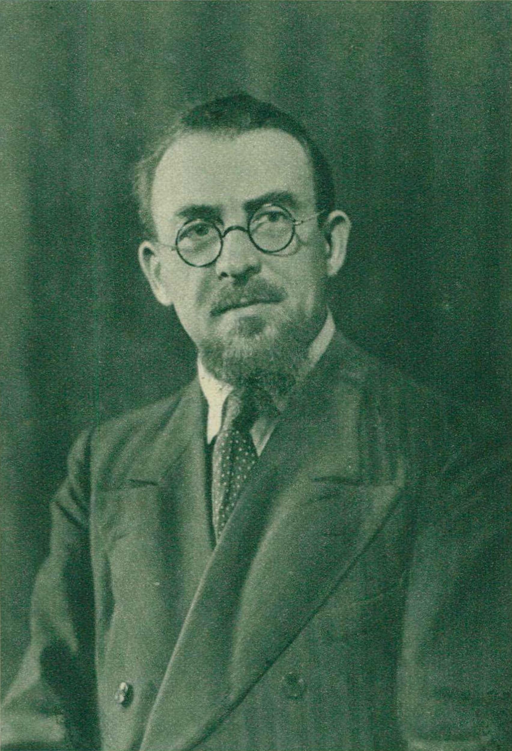 Albert PAYCHÈRE, un portrait fait par J.Richter publié entre autres dans la revue Le Radio du 29 mars 1935, No 625, page 589 - Cliquer sur la photo pour une vue agrandie et les références