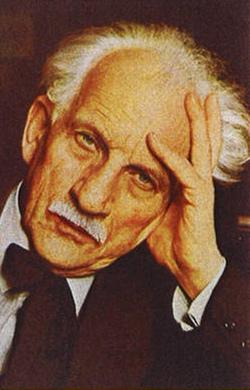 Hans PFITZNER, un portrait fait par Erich Retzlaff en 1943