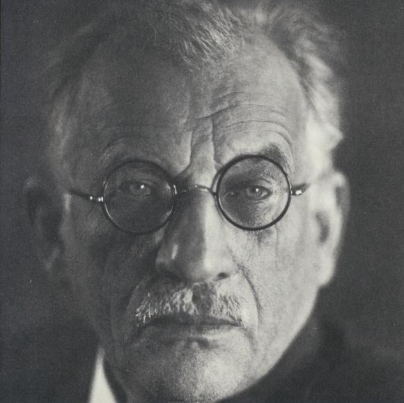 Hans PFITZNER, date et photographe inconnus