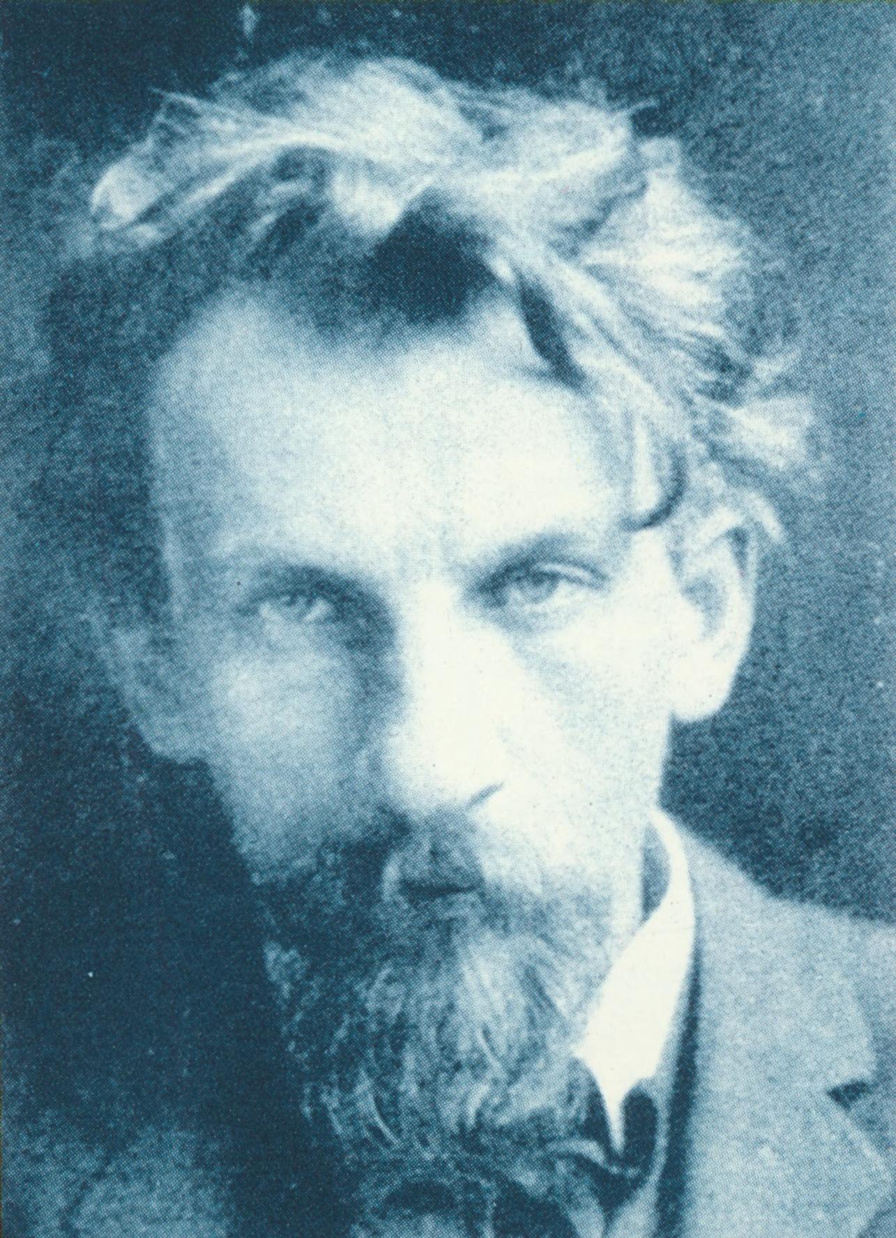 Hans PFITZNER, portrait d'origine inconnue
