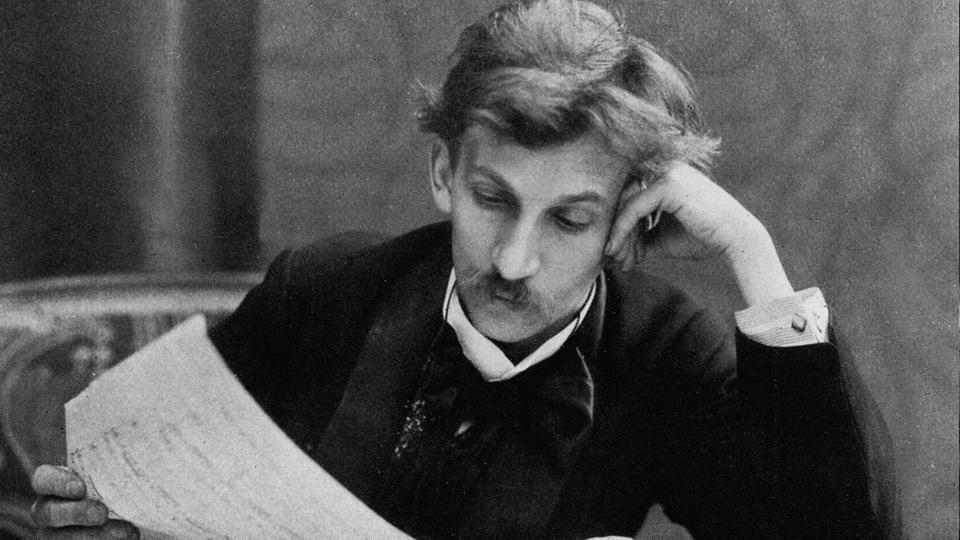 Hans PFITZNER vers 1900-1910, date exacte, lieu et photographe inconnus