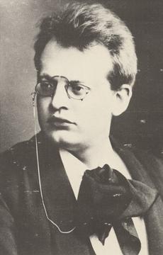 Max REGER, date et photographe inconnus