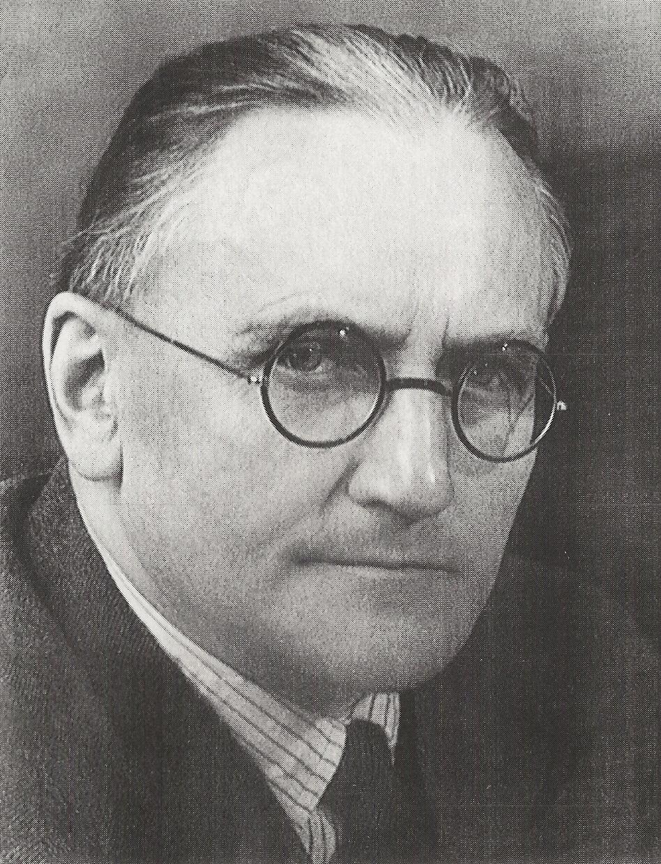 Hermann SCHERCHEN, un portrait de la collection du «Hermann Scherchen Verein», date, lieu et photographe inconnus