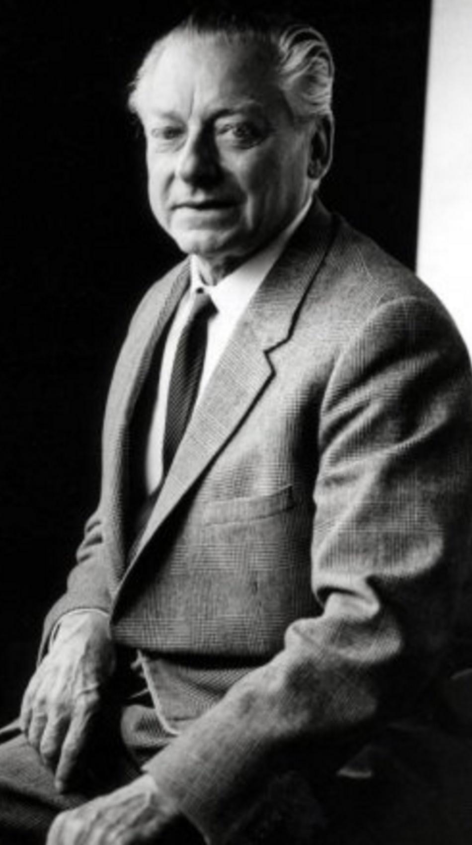 Portrait de Hans Schmidt-Isserstedt datant de 1968, Archief Spaarnestad, www.gahetna.nl