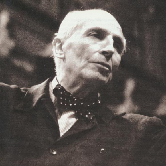 Carl SCHURICHT, une photo de presse DECCA, non datée