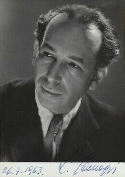 Laslo SOMOGYI vers 1963