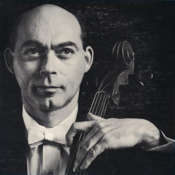 Janos STARKER, un portrait fait par Mary MORRIS pour Mercury