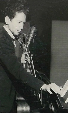 Klaus STORCK, photo de presse Telefunken, date inconnue