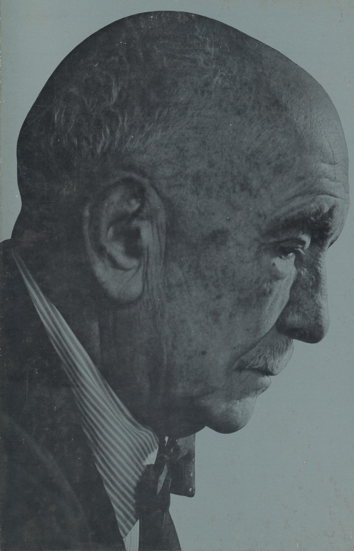 Richard STRAUSS, Richard STRAUSS, un portrait fait par Yousuf KARSH (https://karsh.org/)