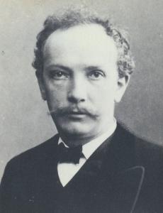 Richard STRAUSS, un portrait fait par Emil BIEBER