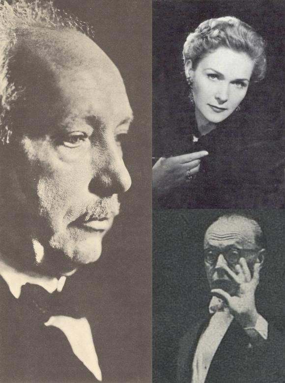 Richard STRAUSS, Elisabeth SCHWARZKOPF et George SZELL