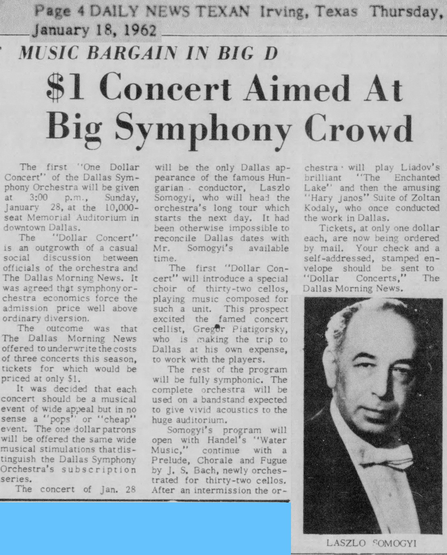 The Irving Daily News Texan Thu Jan 18 1962 page 4 65C2FC