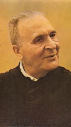 Bruno WALTER dans le début des années 1950, extrait d'un portrait publié par exemple sur la pochette du disque Columbia ML 5014