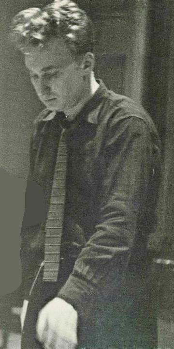 Arthur WINOGRAD dans les années 1950