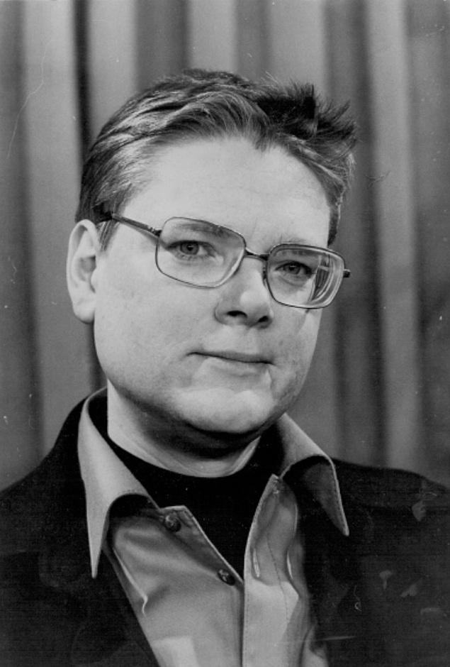 Hans ZENDER, un portrait fait en 1976 par Antony Matheus Linsen, cliquer pour une vue agrandie et quelques informations