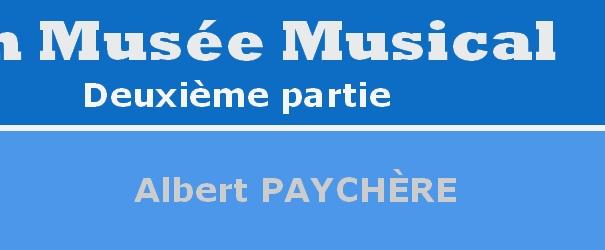 Logo Abschnitt Paychere Albert