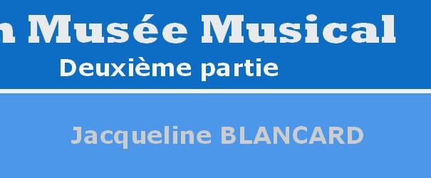 Logo Abschnitt Blancard Jacqueline
