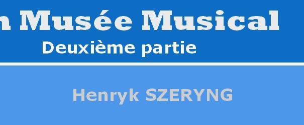 Logo Abschnitt Szeryng Henryk