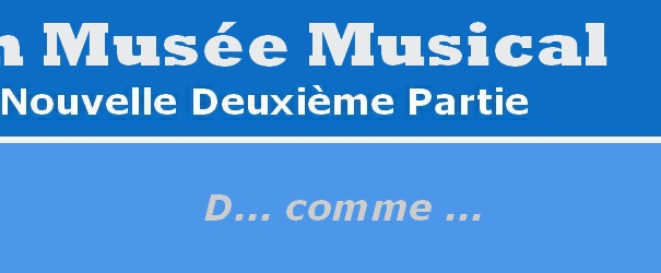 Logo Repertoire D
