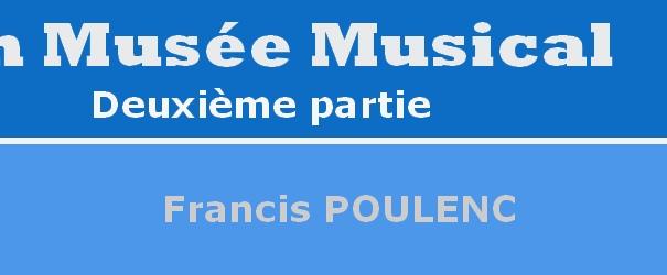 Logo Abschnitt POULENC